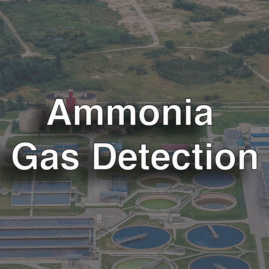 Ammonia Gas Detection