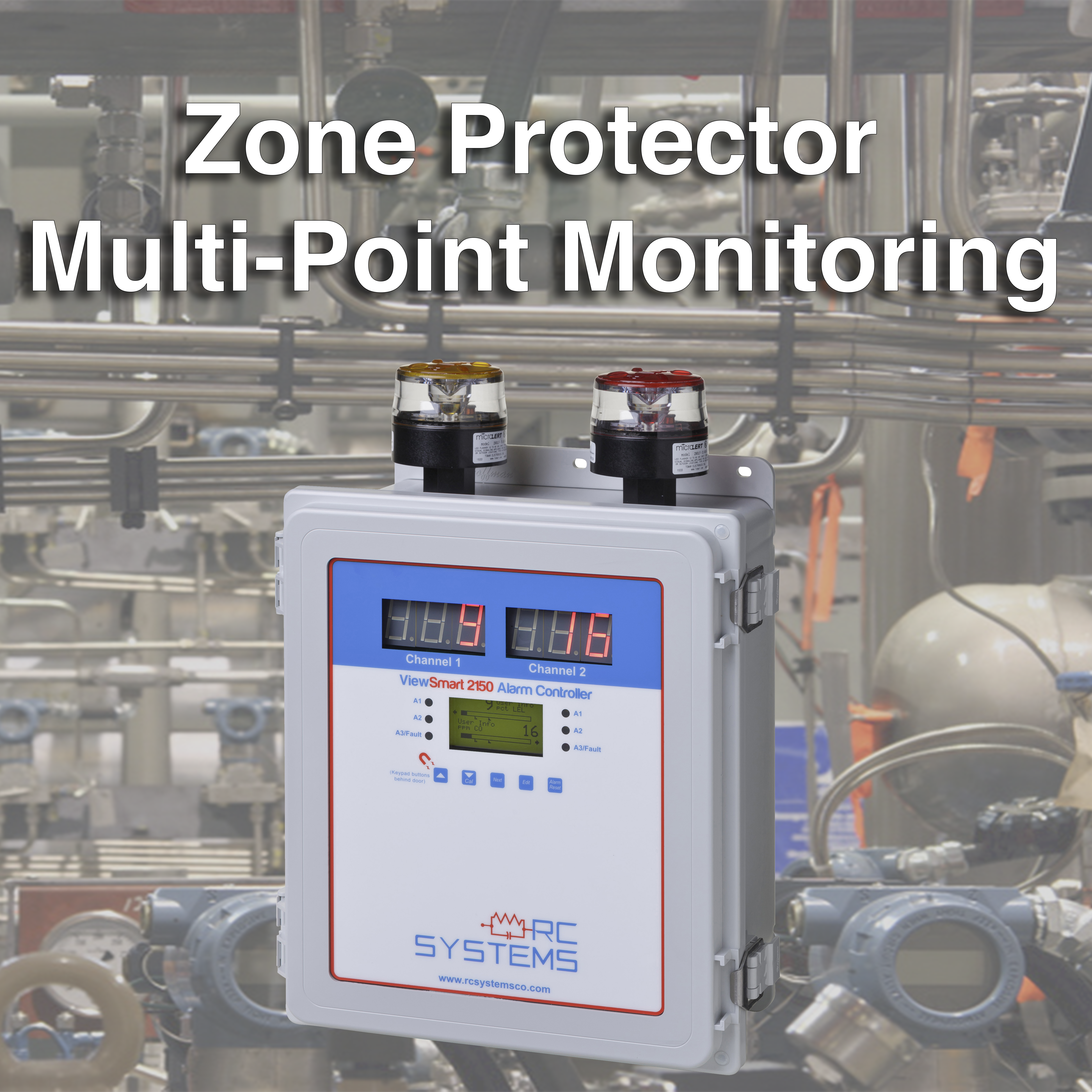 Zone Protector Multi-Point Monitoring