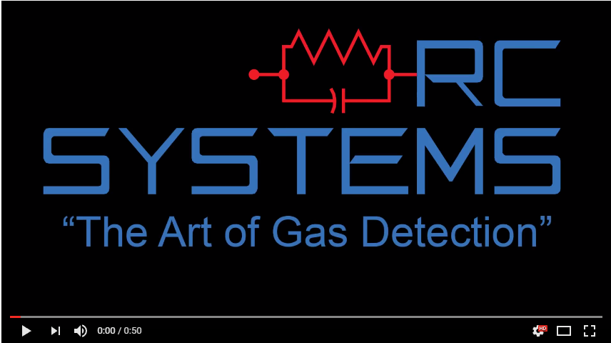 Universal Gas Detector Video