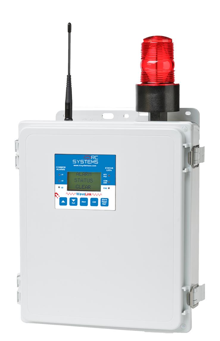 WaveLink Receiver 32-Channel Wireless Alarm Controller