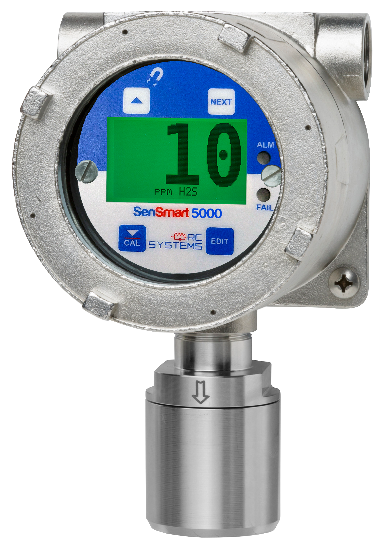 sensmart 5500 pid gas detector