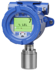 Where to Locate Gas Detectors app note