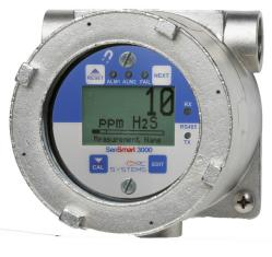 SenSmart 3600 4-20mA in Stainless Steel Enclosure
