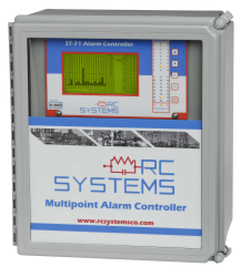 ViewSmart 1600 16-Channel Alarm Controller in Standard Fiberglass Enclosure