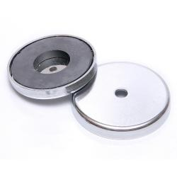 Magnetic Mounting Kit for the Aluminum/Stainless Steel Enclosures
