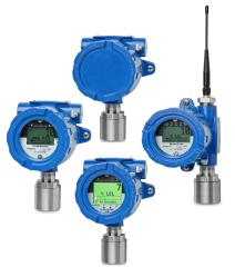Carbon Dioxide Single Point Gas Detectors