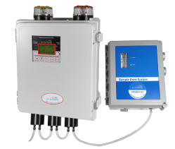 Complete RC System's ZoneProtector gas detection system