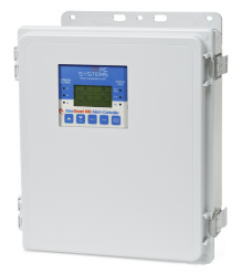 ViewSmart 400 4-Channel Alarm Controller in a Poly Enclosure