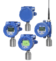 4 Toxic Single Point Gas Detectors