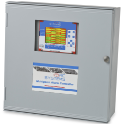 ViewSmart 6400 64-Channel Alarm Controller in Standard Fiberglass Enclosure
